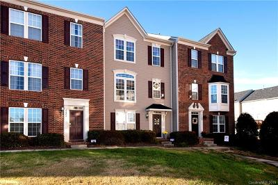Charlotte Condo/Townhouse For Sale: 7604 Turley Ridge Lane
