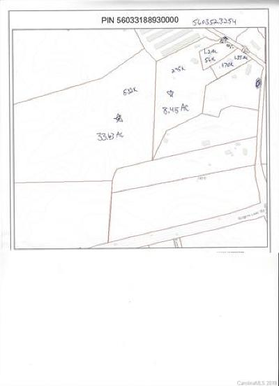 Cabarrus County Residential Lots & Land For Sale: 4495 Isenhour Road