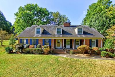 Rowan County Single Family Home For Sale: 625 Catawba Road