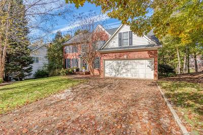 Charlotte NC Single Family Home For Sale: $335,000