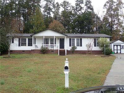 Concord NC Single Family Home For Sale: $172,500