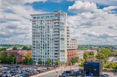 Charlotte Condo/Townhouse For Sale: 505 E 6th Street #804