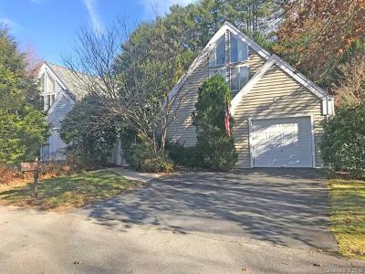 Asheville Condo/Townhouse For Sale: 2 Stuart Circle