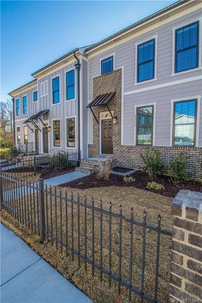 Mooresville Condo/Townhouse For Sale: 107C Certificate Street #1303
