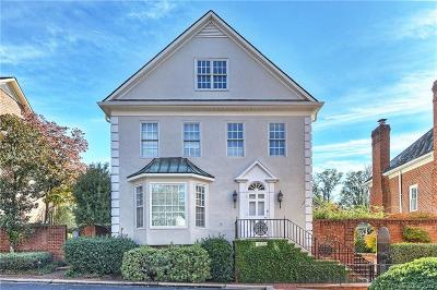 Charlotte Single Family Home For Sale: 1236 Wareham Court