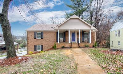 Charlotte Single Family Home For Sale: 1016 Northwood Drive