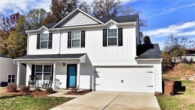 Lincolnton NC Single Family Home For Sale: $174,900