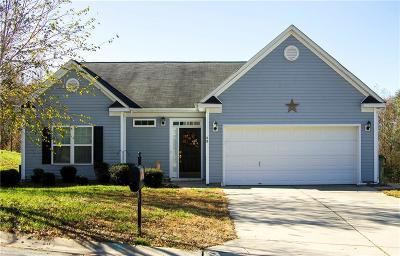 Mount Holly Single Family Home For Sale: 40 Ashton Bluff Circle #L294