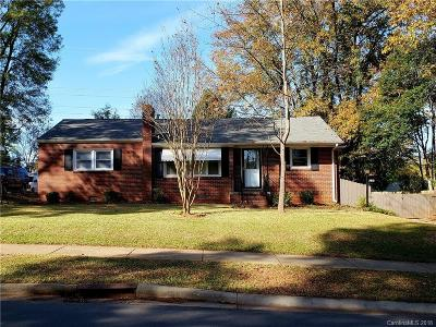 Single Family Home For Sale: 3612 Conway Avenue