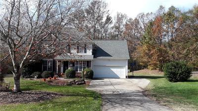 Monroe NC Single Family Home For Sale: $195,000