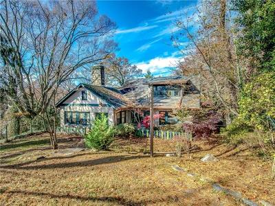 Asheville Single Family Home For Sale: 25 Saint Dunstans Circle