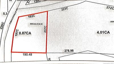 Residential Lots & Land For Sale: 5400 Tobaccoville Road