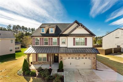 Charlotte Single Family Home Under Contract-Show: 10326 Withers Road