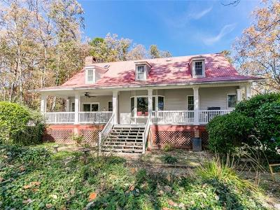 Single Family Home For Sale: 295 Mockingbird Hill Road