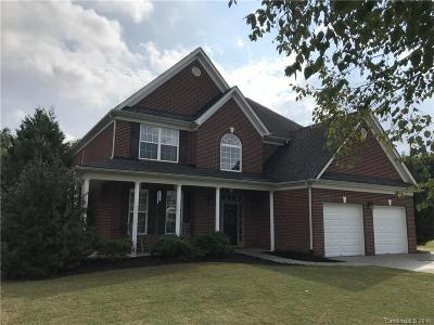 Statesville Single Family Home For Sale: 131 Autumn Frost Avenue
