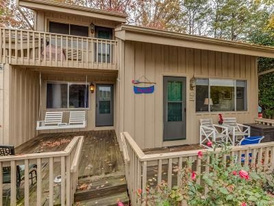 Brookside Forest, Firefly Cove, Lake Lure Village Resort, Laurel Lakes, Riverbend At Lake Lure, Rumbling Bald Resort, Sweetbriar Farms, The Peaks At Lake Lure, Twelve Mile Post, Vista At Bills Mountain Condo/Townhouse For Sale: 113 Westlake Drive S #405