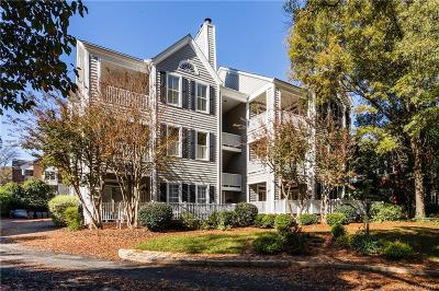 Charlotte NC Condo/Townhouse For Sale: $375,000