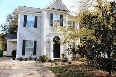 Charlotte Single Family Home For Sale: 10812 Northwoods Forest Drive