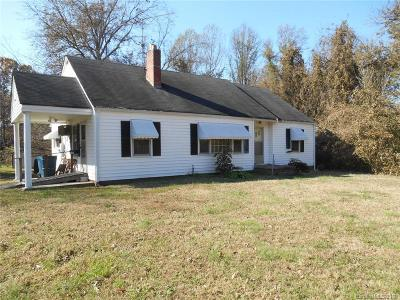 Salisbury Single Family Home For Sale: 3751 Old Mocksville Road