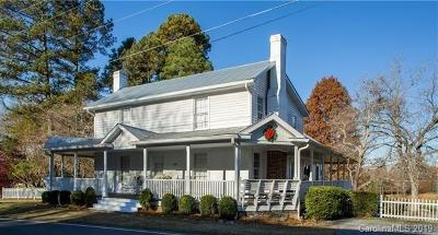 Gold Hill Single Family Home Under Contract-Show: 870 St Stephens Church Road