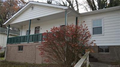 Asheville NC Single Family Home For Sale: $225,000