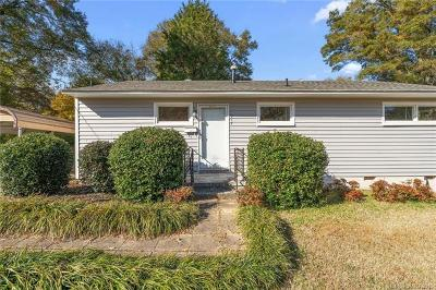 Gastonia NC Single Family Home For Sale: $109,000