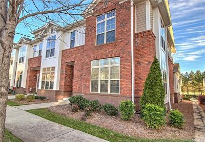 Davidson Condo/Townhouse For Sale: 14220 Baudelaire Court