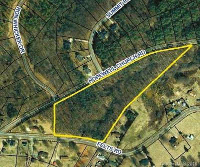 Catawba Residential Lots & Land For Sale: Felts Road