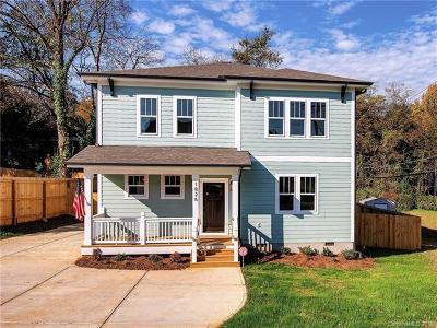 Single Family Home For Sale: 1826 Berryhill Road