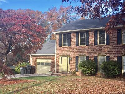 Kannapolis Condo/Townhouse For Sale: 304 Bost Street #B