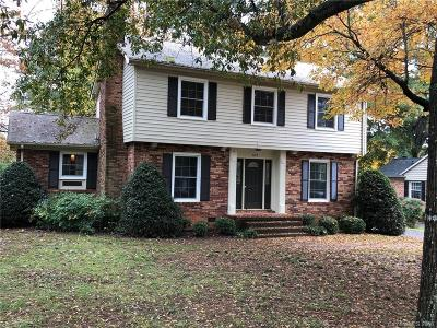 Gastonia Single Family Home For Sale: 828 Imperial Drive