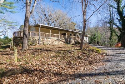 Fairview Single Family Home For Sale: 1211 Upper Brush Creek Road