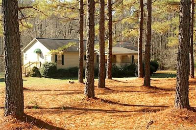 Rutherfordton Single Family Home Under Contract-Show: 473 Harris Holly Springs Road
