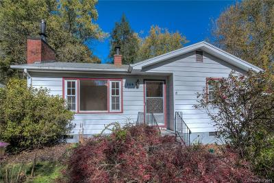 Black Mountain Single Family Home Under Contract-Show: 109 Vance Avenue