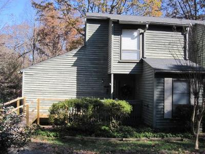 Hickory Condo/Townhouse For Sale: 4340 N Center Street #101
