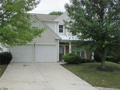 Charlotte NC Single Family Home Under Contract-Show: $229,000