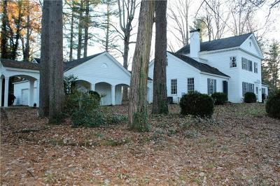 Single Family Home For Sale: 1090 W Blue Ridge Road