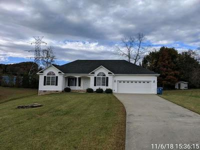 Lenoir NC Single Family Home For Sale: $134,640