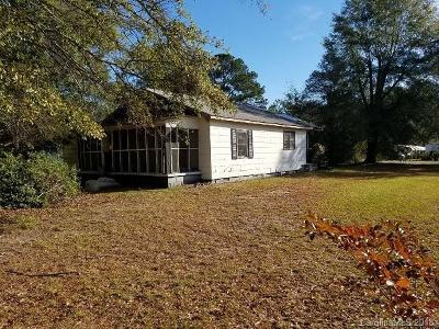 Single Family Home For Sale: 5133 Atlanta Lane