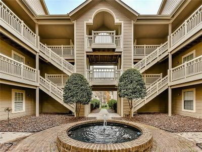 Charlotte Condo/Townhouse For Sale: 5007 Sharon Road #R