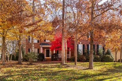 Waxhaw Single Family Home For Sale: 5508 Silver Creek Drive
