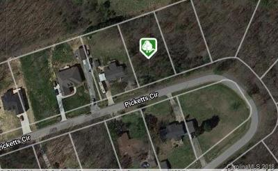 Indian Trail Residential Lots & Land For Sale: Lot 15 Picketts Circle #15