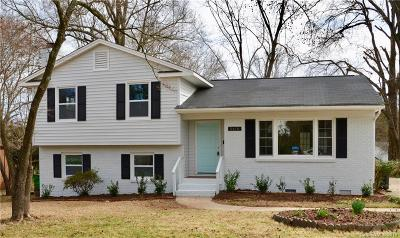 Single Family Home For Sale: 5416 Grafton Drive