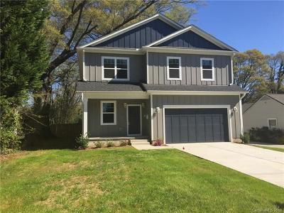 Charlotte Single Family Home For Sale: 2005 Stratford Avenue