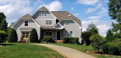 Mooresville Single Family Home For Sale: 352 Tuskarora Trail