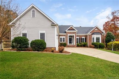 Charlotte Single Family Home For Sale: 16404 Plantation Woods Drive