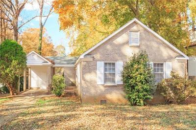 Charlotte Single Family Home For Sale: 5343 Coburg Avenue