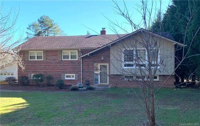 Hendersonville Single Family Home For Sale: 707 Wildflower Lane #1