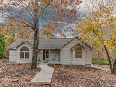 Lake Lure Single Family Home For Sale: 110 Lakewood Drive