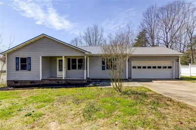 Iron Station Single Family Home Under Contract-Show: 286 Link Drive
